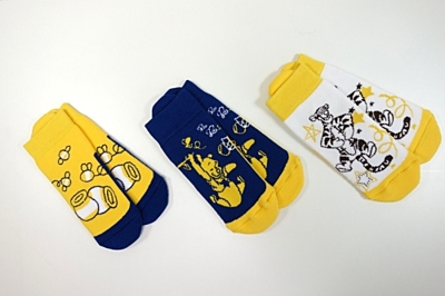 Inf Dis F 3pp B Dětské ponožky