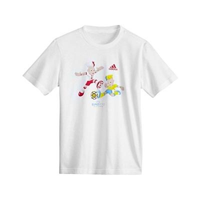 Euro mascot Y Dětské tričko