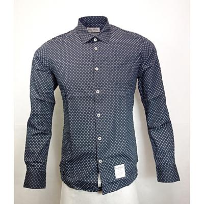 Pattern3 Blue Pánská košile