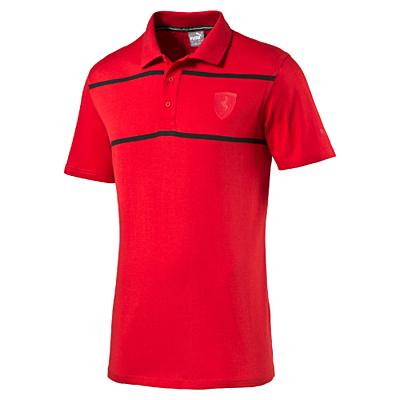 Ferrari Polo rosso corsa Pánské tričko