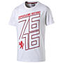 Czech Republic 76 Fan Shirt white-chili Pánské tričko