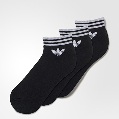 TREFOIL ANK STR Ponožky