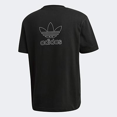 B+F TREFOIL TEE Pánské tričko