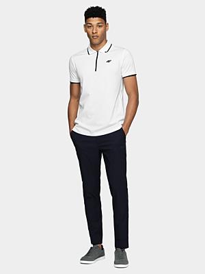 H4L21-TSMF081 WHITE Pánské tričko